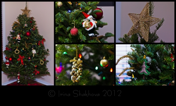 Christmas Tree/decorations